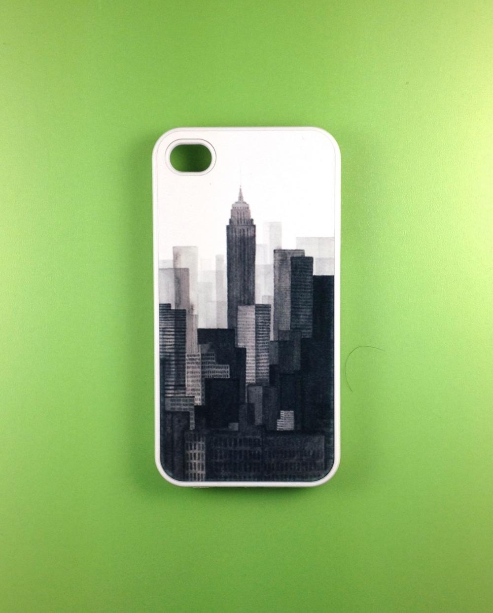iphone 4 case vintage ny city iphone 4s case iphone. Black Bedroom Furniture Sets. Home Design Ideas