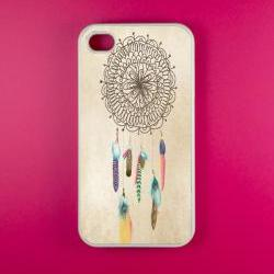 Dream Catcher Iphone Case,Iphone 4 case, Iphone 4s Case, Iphone 4 Cover