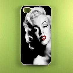 Iphone 4 Case - Marilyn Monroe Iphone 4s Case, Iphone Case, Iphone 4 Cover