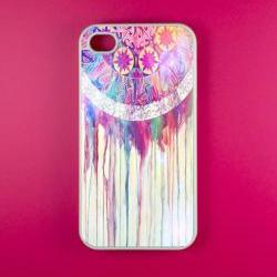 DreamCatcher Iphone Case,Iphone 4 case, Iphone 4s Case, Iphone 4 Cover